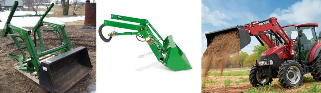 Types of Tractor Attachments & Implements - MechanicWiz Com