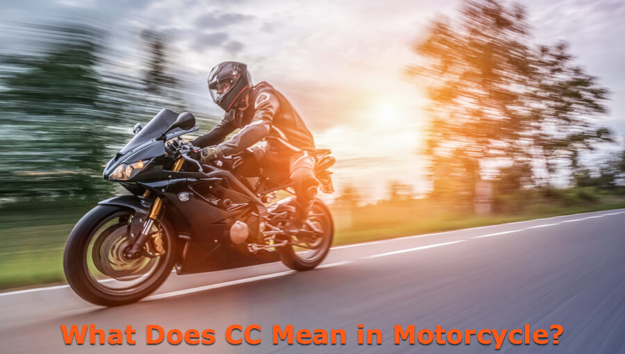 Higher CC in Motorcycle.