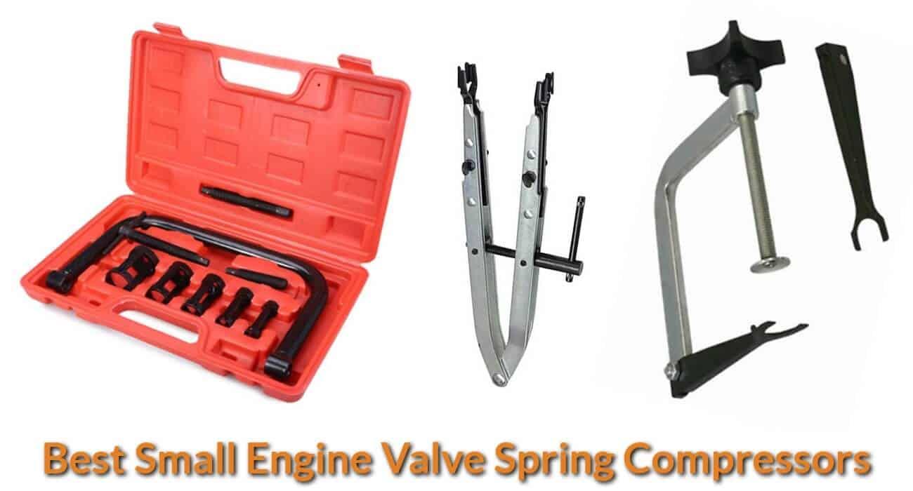 Best Small Engine Valve Spring Compressors - MechanicWiz Com