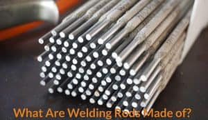 A pack of welding rod.